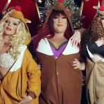 "Detox, Willam & Vicky Vox ""That Christmas Song"""
