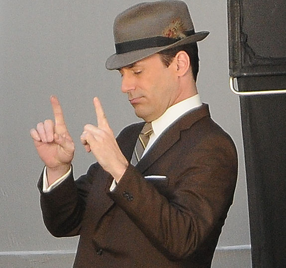 Hey Jon Hamm, so how big is it really?
