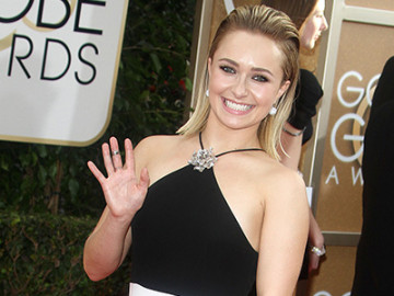 Tom Ford approves of Hayden Panettiere's off the rack dress