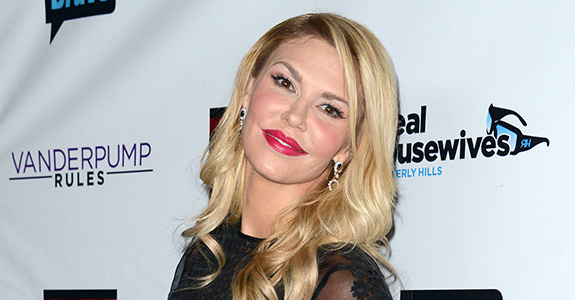 Brandi Glanville should probably just stop talking