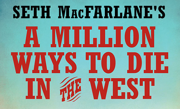 Trailer: Seth MacFarlane's 'A Million Ways To Die In The West'