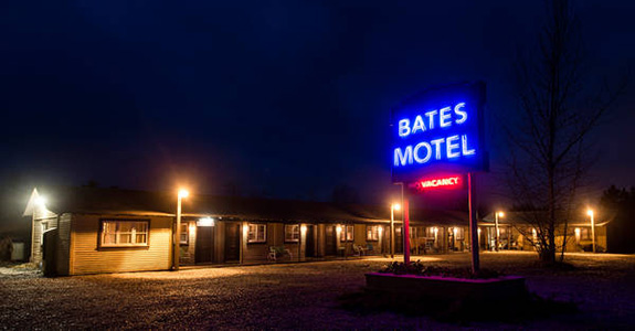 'Bates Motel' reopens on March 3rd!