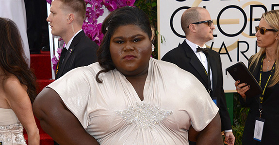 Gabourey Sidibe has no time for your shade