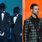 Daft Punk and Macklemore & Ryan Lewis