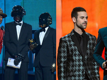 So The Grammy Awards were last night …
