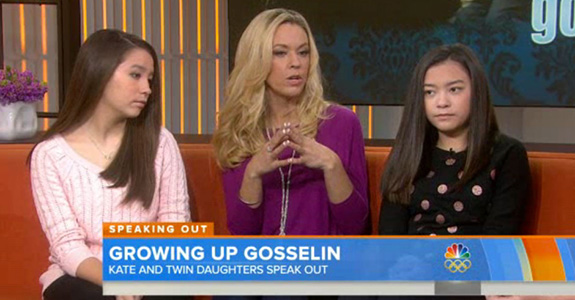 Video: Kate Gosselin's awkward Today show appearance