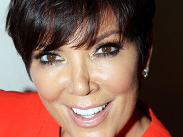 Ugh: Kris Jenner wants to perform on Broadway
