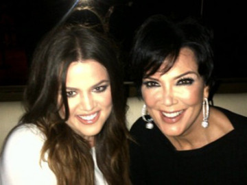 Kris Jenner made Khloé exercise when she was 4-years-old!