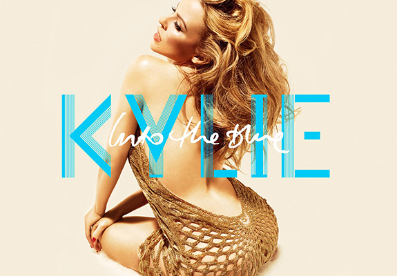"Dive ""Into The Blue"" with Kylie Minogue"