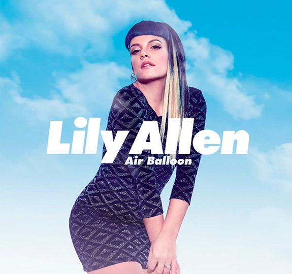 "Get High on Lily Allen's Latest Single ""Air Balloon"""