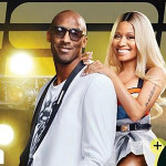 Nicki Minaj and Kobe Bryant