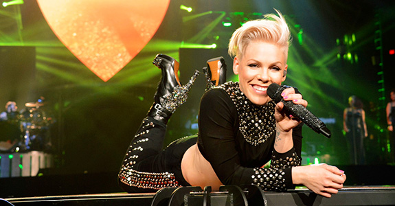 Giveaway: P!nk's 'The Truth About Love Tour' on Blu-ray