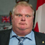 Rob Ford and Justin Bieber