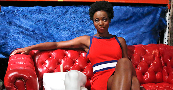 'Saturday Night Live' hired Sasheer Zamata