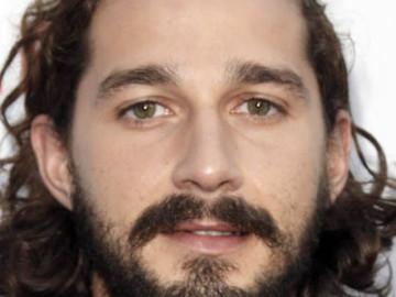 For his next trick, Shia LaBeouf will rip off Marina Abramović
