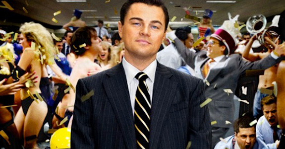 'The Wolf Of Wall Street' sets the record for the most F-Bombs
