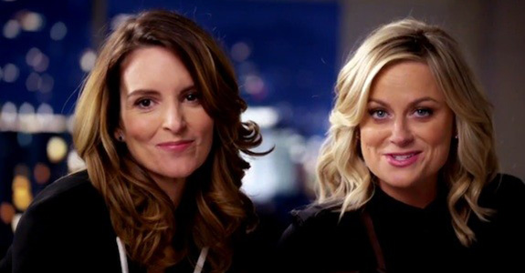 Tina Fey and Amy Poehler's Golden Globes Drinking Game!