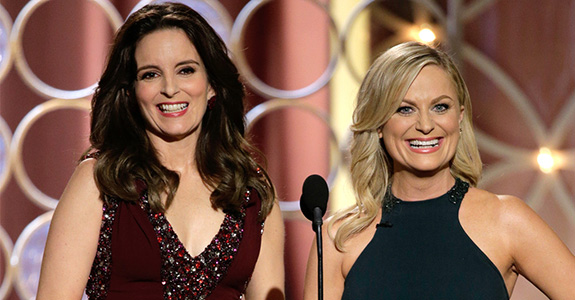 Amy Poehler & Tina Fey: Retiring from Cohosting Golden Globes