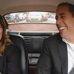 Jerry Seinfeld and Tina Fey