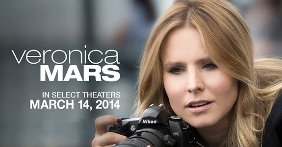 Rejoice, internet! The 'Veronica Mars' trailer is here!