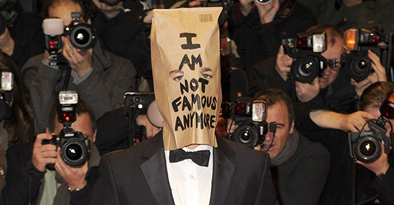 Shia LaBeouf brought his stupid art schtick to Berlin