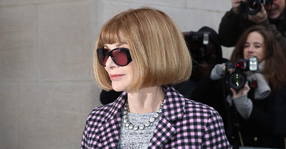 Anna Wintour is now trolling Kim Kardashian