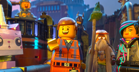 'The LEGO Movie' blooper reel!