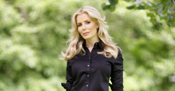Exclusive Interview: Aviva Drescher on her new memoir, the new season of 'Real Housewives of NYC' and more!