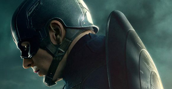 New Trailer: Captain America: The Winter Soldier