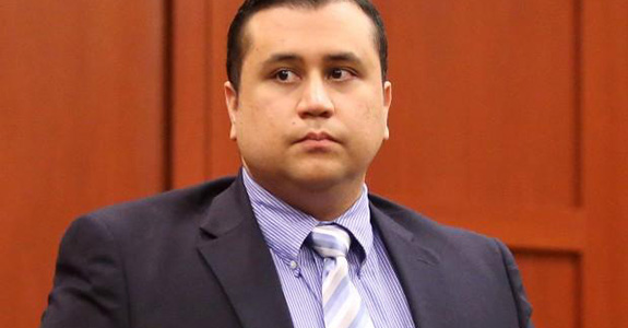George Zimmerman's charity fight got shut down