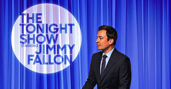 Jimmy Fallon's $100 'The Tonight Show' Bet