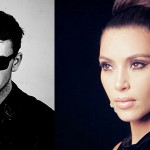 Tyler Shields and Kim Kardashian