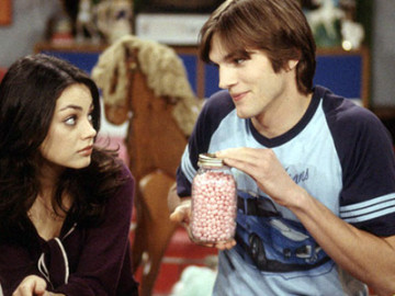 Mila Kunis and Ashton Kutcher got engaged