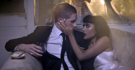 "Natalia Kills finds herself in ""Trouble"" with her new video"