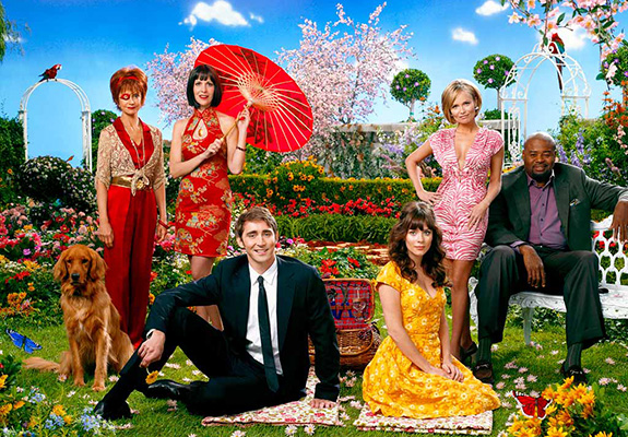 'Pushing Daisies' might be coming back … as a musical!