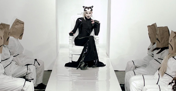 "Sharon Needles is ""Dressed To Kill"""