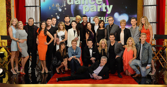 The new 'Dancing with the Stars' cast has been announced!