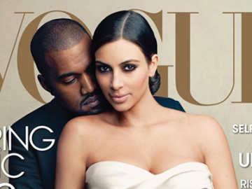 Kim Kardashian is buying all her own Vogue magazine covers