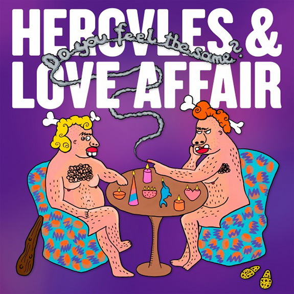 "Hercules And Love Affair ""Do You Feel The Same?"""