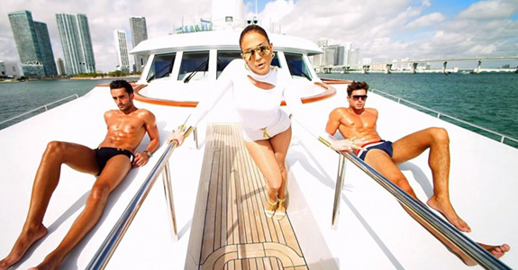 "Watch: Jennifer Lopez's sexy ""I Luh Ya PaPi"" video!"