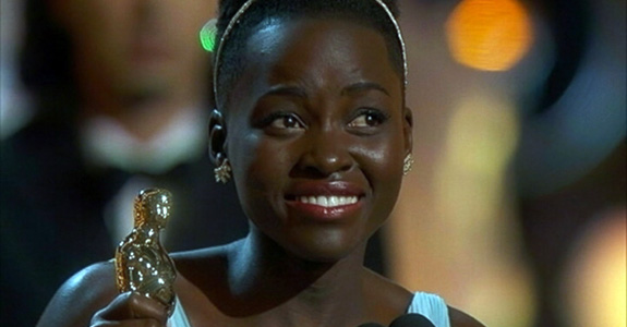 Lupita Nyong'o killed it with her Oscars acceptance speech