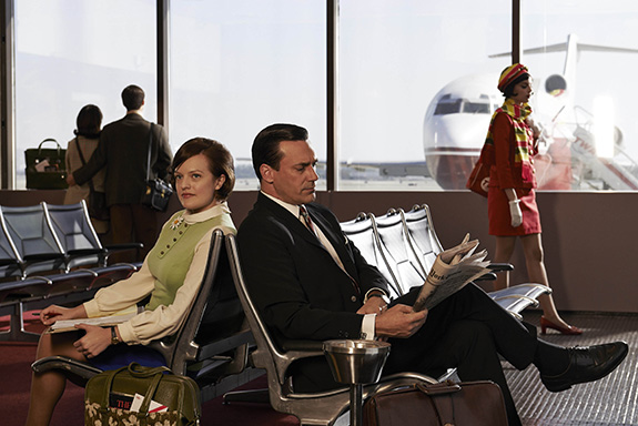 The final season of 'Mad Men' is ready for liftoff!