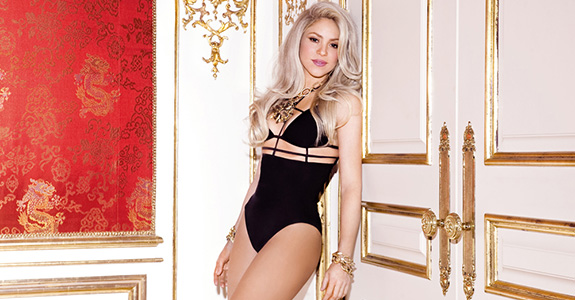 Giveaway: Shakira's new self-titled album!