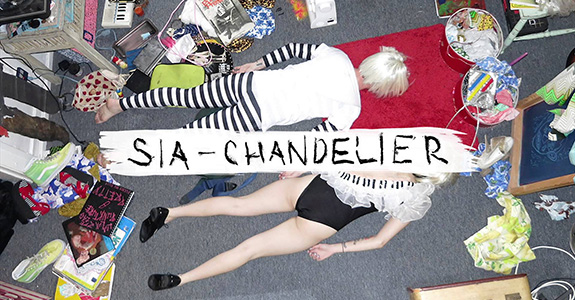 """Listen to Sia's new song, """"Chandelier"""""""