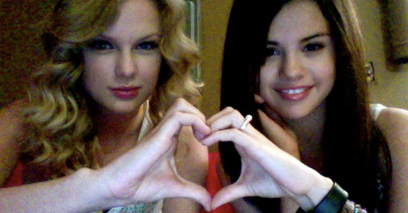 Taylor Swift isn't happy with Selena Gomez
