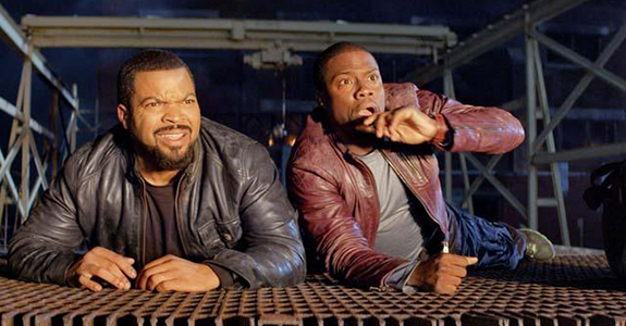 Ice Cube: Having a meltdown over the MTV Movie Awards