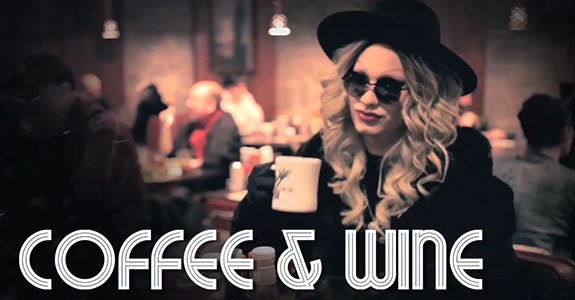 "Jinkx Monsoon releases the video for ""Coffee & Wine"""