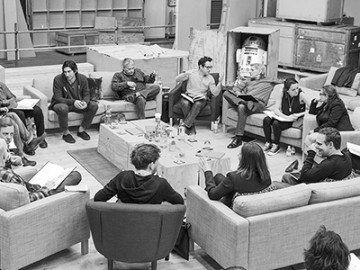 The 'Star Wars: Episode VII' cast has been announced
