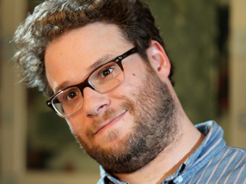 Seth Rogen on Justin Bieber: He's young, the kid's a d**k