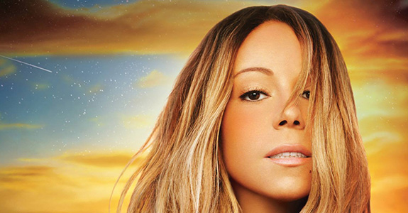 Mariah Carey's new album is … well punctuated?